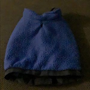 Dog's Fleece Vest